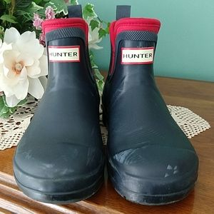 Hunter x Target Short Rain Boots